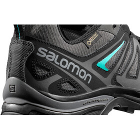 Salomon X Ultra 3 Prime GTX Shoes Women Magnet/Black/Atlantis